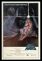 Sci-Fi - Star Wars: A New Hope Poster