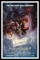 Sci-Fi - Star Wars: Empire Strikes Back Poster