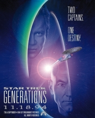 Sci-Fi - Generations Poster